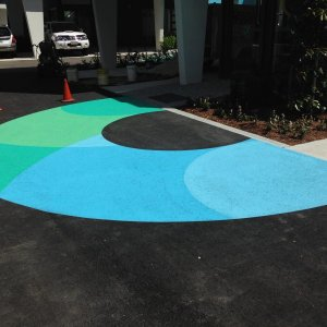 Commercial Line Marking and Road designs