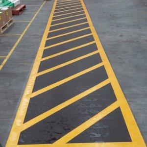 Industrial Line Marking Separation Lines