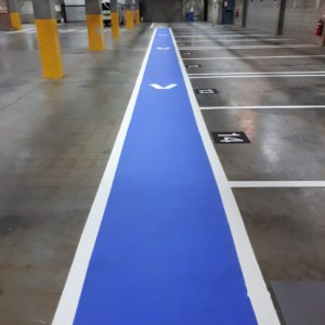 Industrial Line Marking Separators