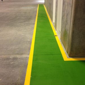 Industrial Line Marking - Warehouse