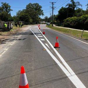 Line marking Queensland
