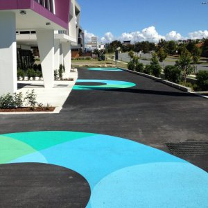 Line Markings - Commercial designs