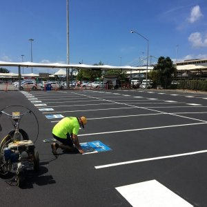 Parking Lines Installations