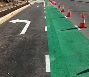 road-line-marking